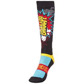 ONeal Pro MX Sock Braaapp black/multi